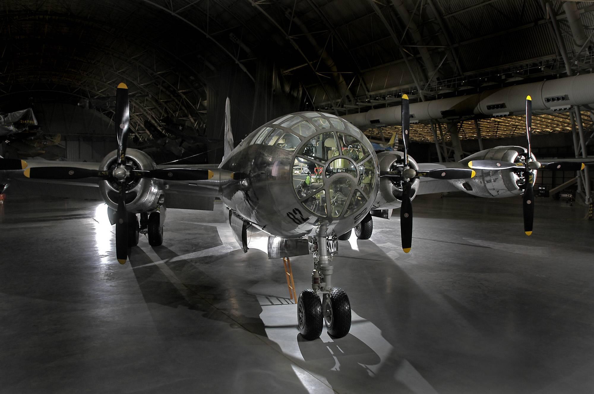 'боинг' b-17 'летающая крепость' - боевое применение