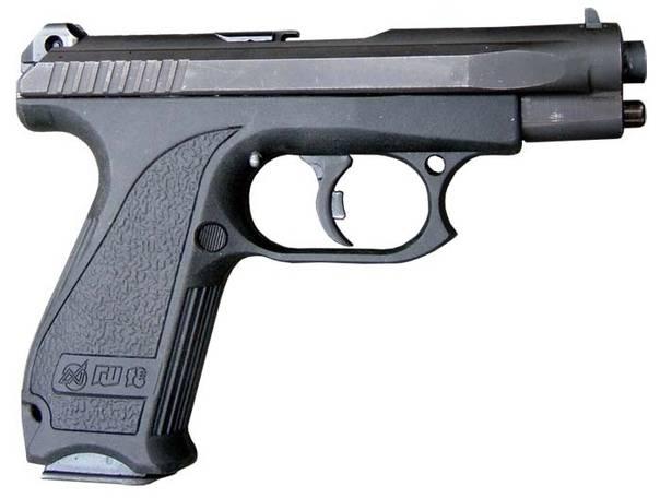 Пистолет гш-18 - правнук пистолета «токарева»
