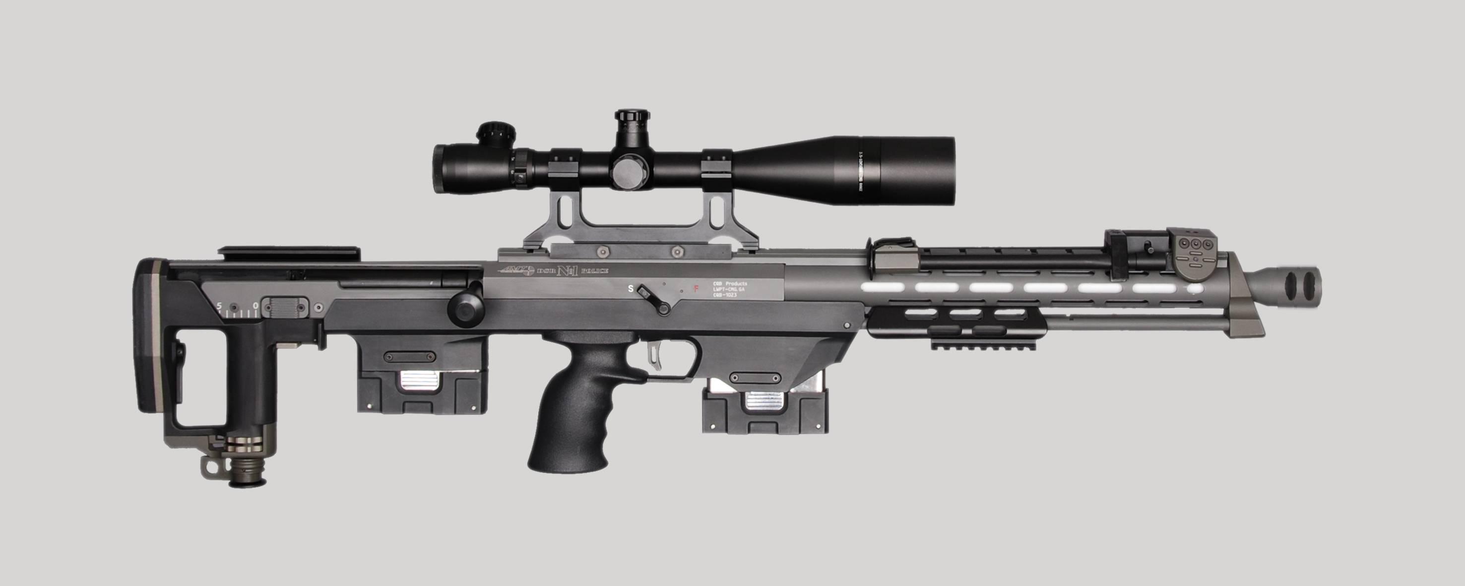 Снайперская винтовка DSR-precision DSR-1