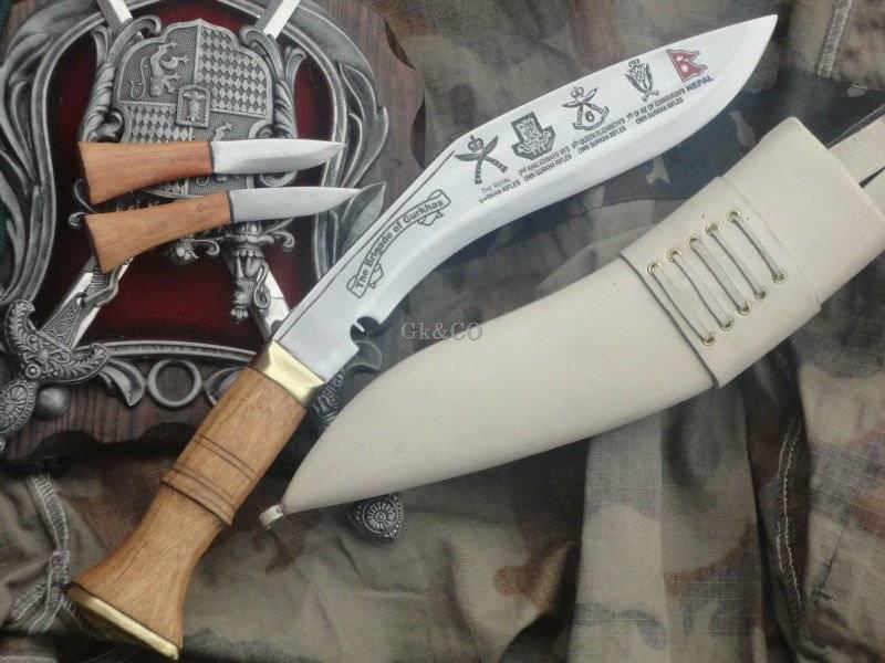 Для чего нужен нож кукри