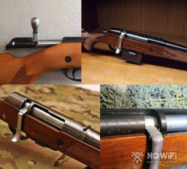 Охотничий карабин мц-558 – новая «игрушка» с суровым характером ► последние новости