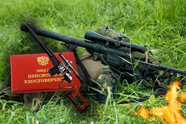 Снайперская винтовка лобаева википедия