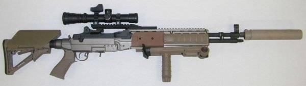 Какое оружие использовалось с обеих сторон во время вьетнамской войны