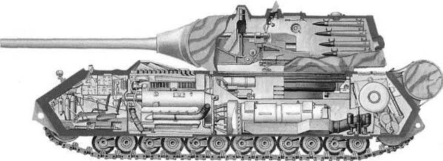 Маус (танк) — википедия. что такое маус (танк)