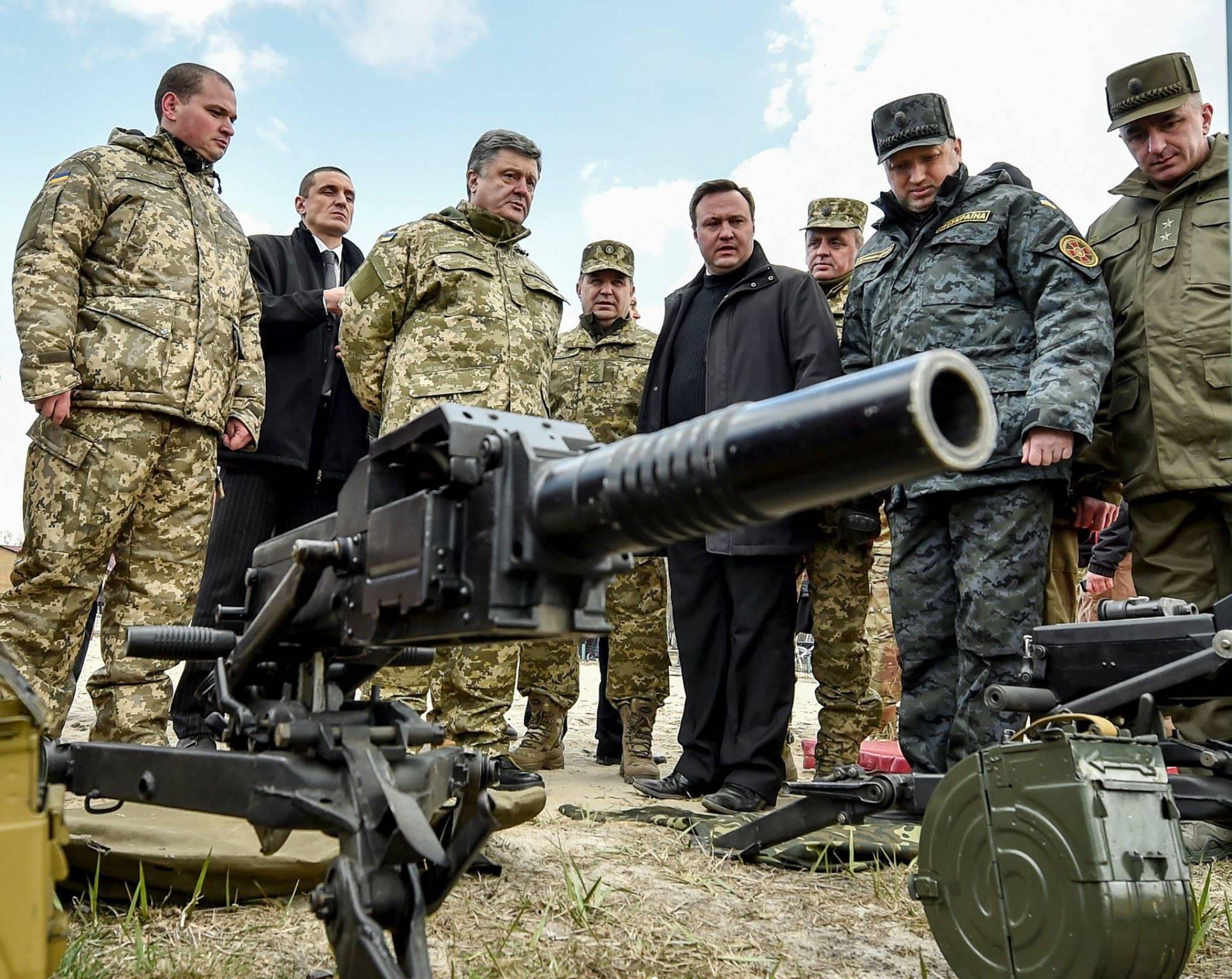 Штурмовые винтовки украины — лучшие современные боевые образцы