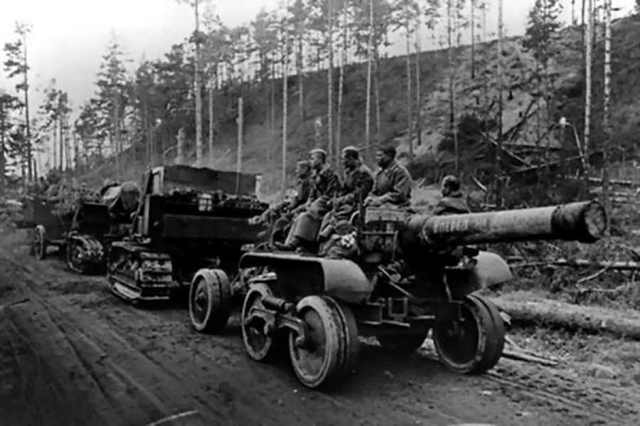 203-мм гаубица образца 1931 года (б-4) — википедия с видео // wiki 2