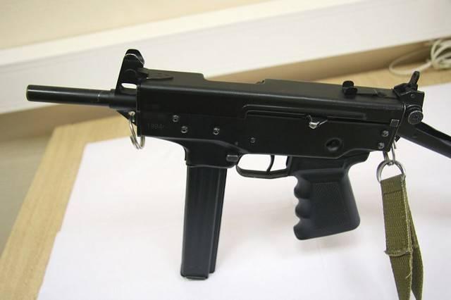 Пистолет-пулемет HK MP5-10