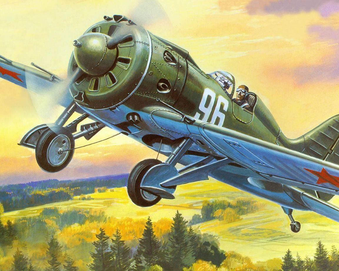 И-16: Боевой ишак Сталина