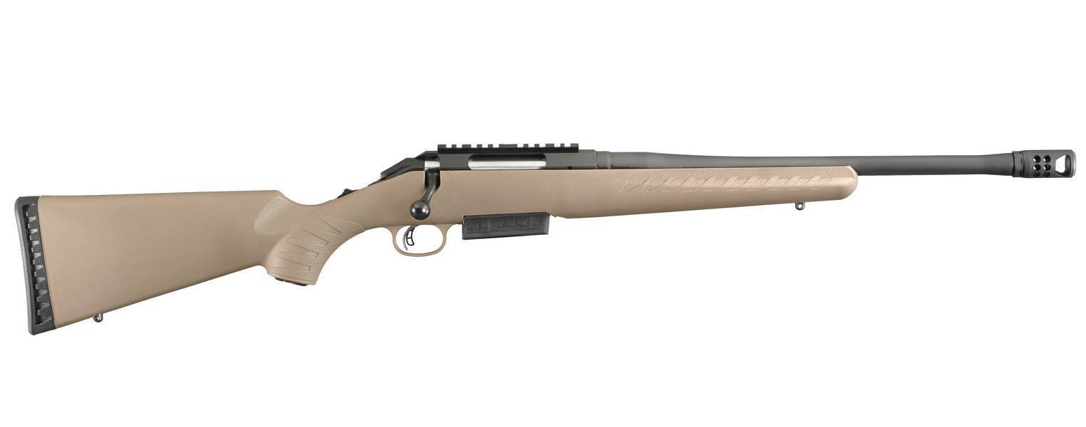 Охотничий карабин Ruger American Rifle