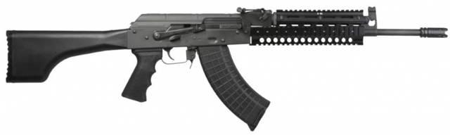Штурмовая винтовка ruger ac-556