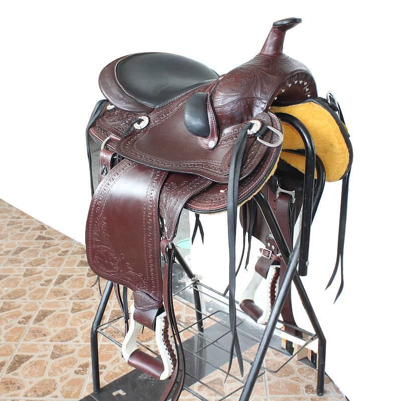Седло для лошади: виды и описание, как сделать своими руками