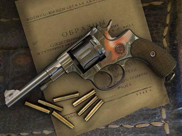 Травматический револьвер: технические характеристики и отзывы