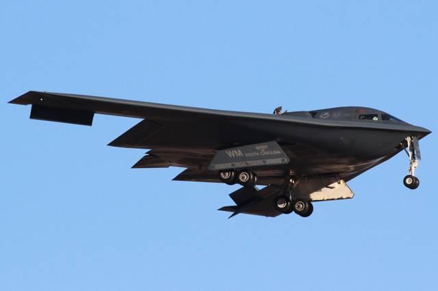Northrop b-2 spirit википедия