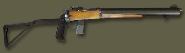 De Lisle Commando carbine