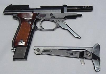 Beretta cougar