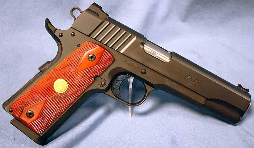 Пистолет para ordnance pxt slim hawg