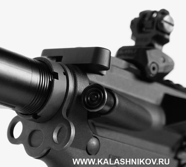 Брат «калашникова». карабин orsis к-15 «брат»