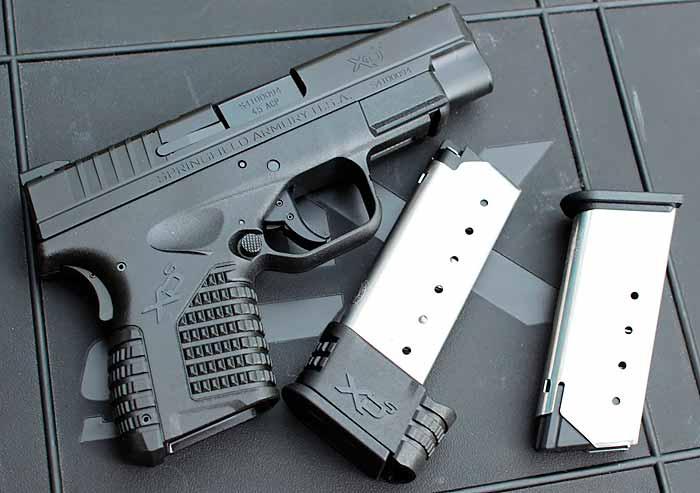 Пистолет springfield armory x-treme duty