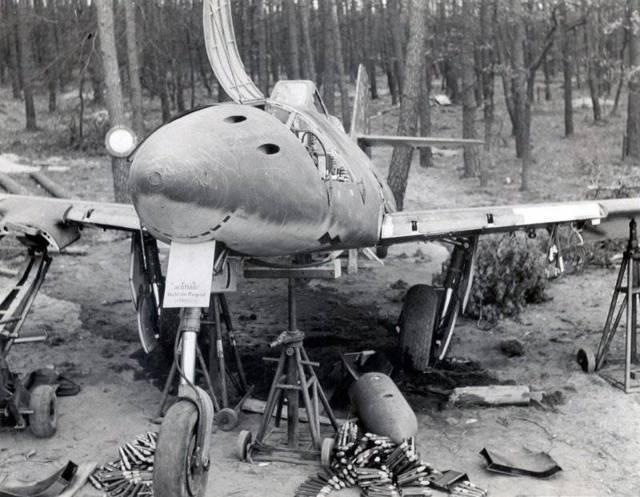 Messerschmitt me.262 — викивоины — энциклопедия о военной истории