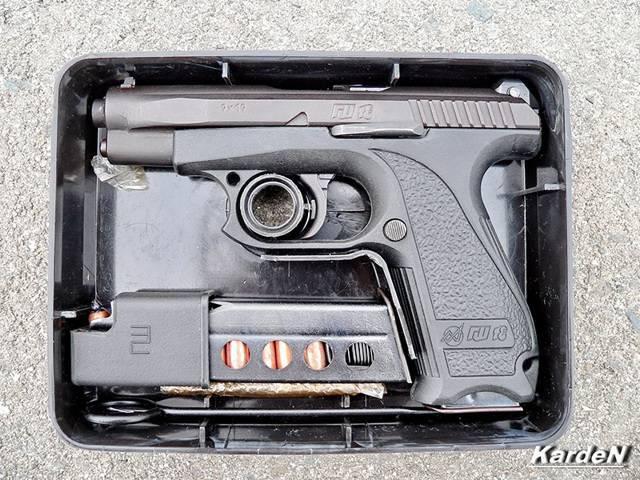 Правнук «токарева». пистолет гш-18