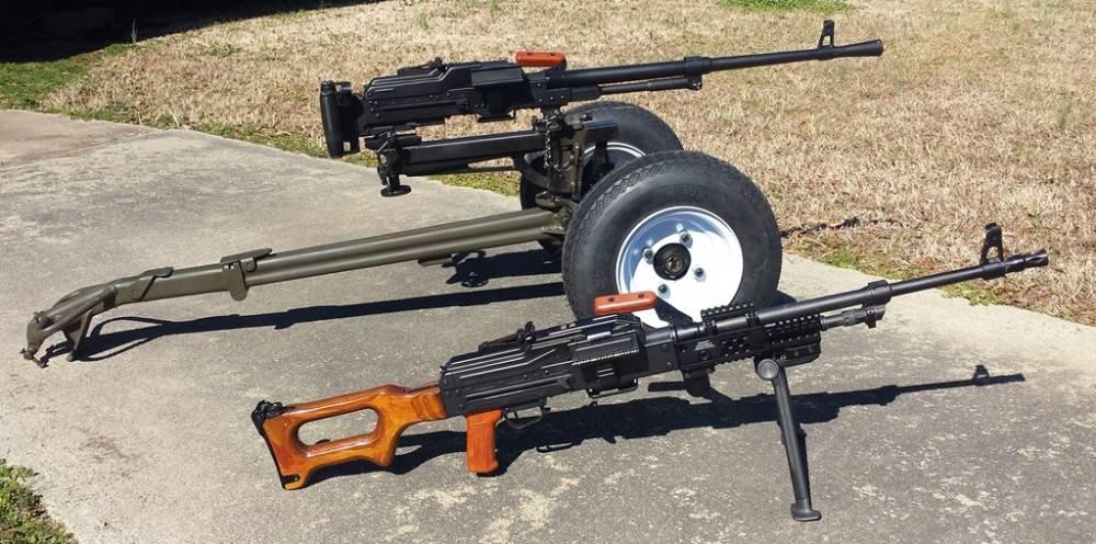 Печенег (пулемёт) — википедия. что такое печенег (пулемёт)
