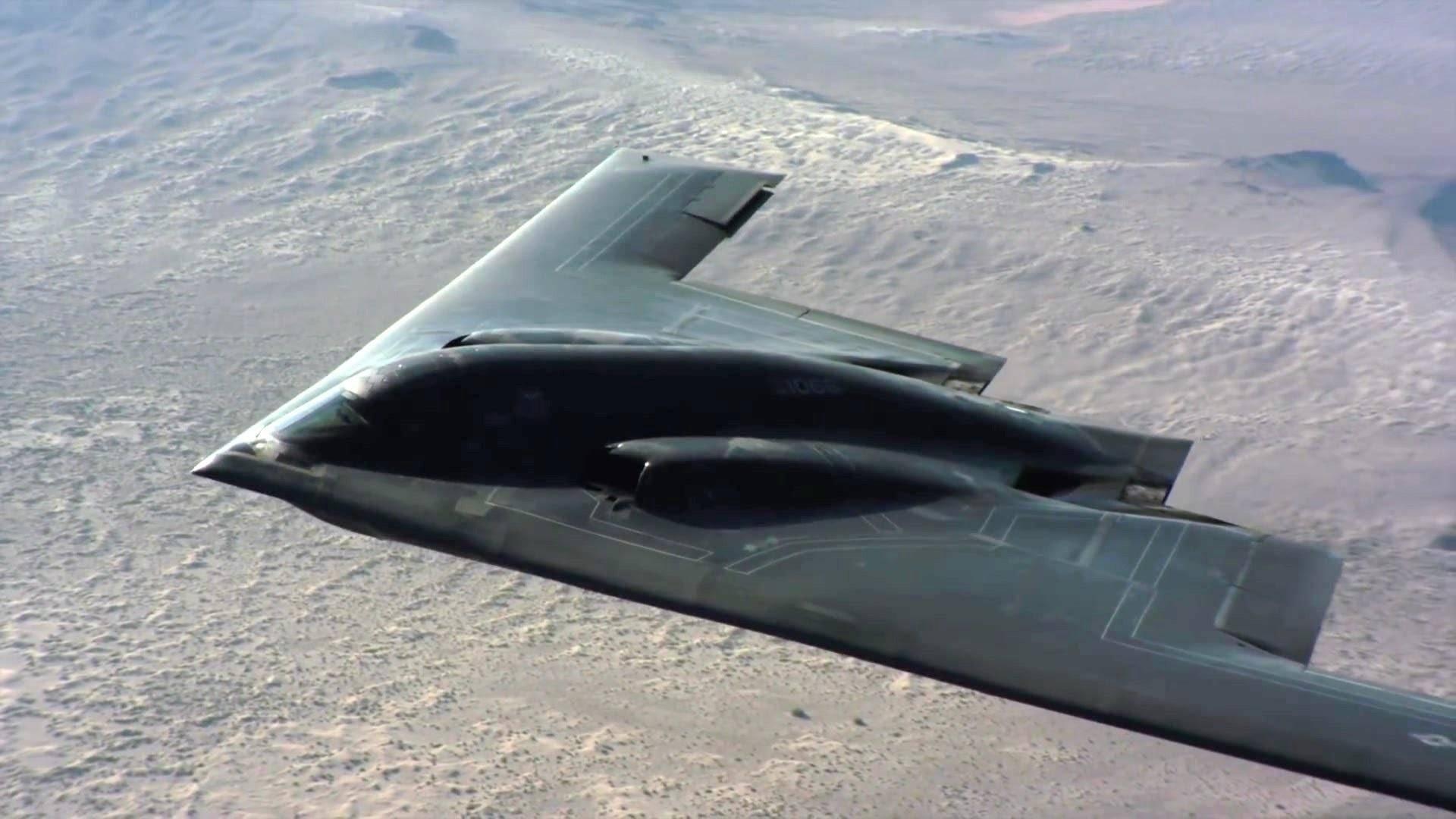 Стратегический бомбардировщик Northrop B-2 Spirit. История, описание и характеристики.