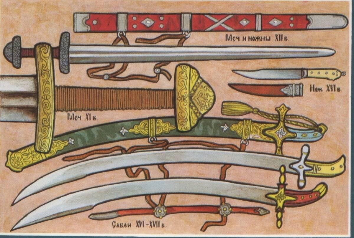 Нагамаки — оружие со спорной судьбой