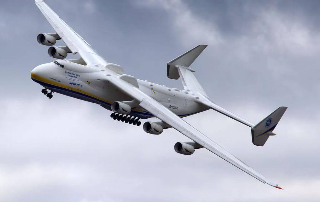 Самолет ан-225 «мрия». фото. характеристики.