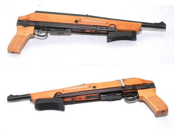 Тоз-106: самый короткоствольный карабин тульского оружейного завода