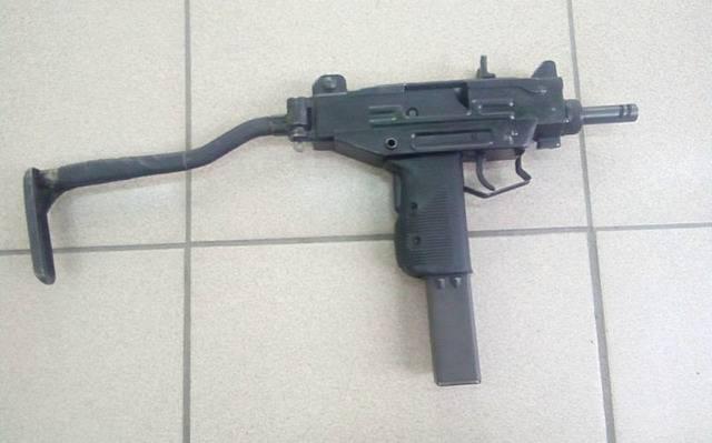 Пистолет-пулемет узи: фото, характеристики, устройство