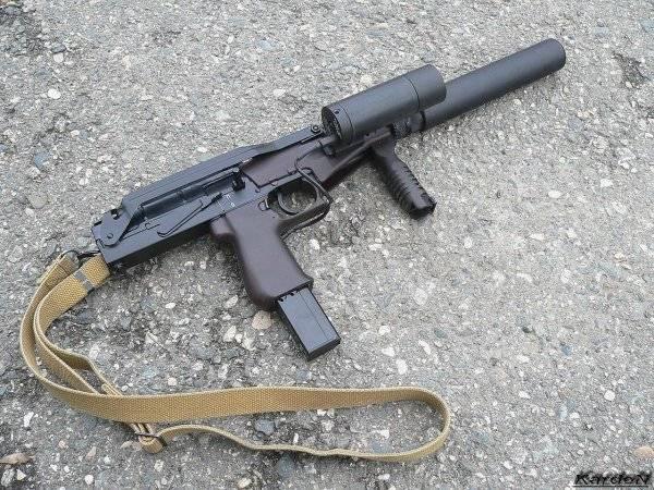 СР-2 «Вереск» – аргумент спецназа