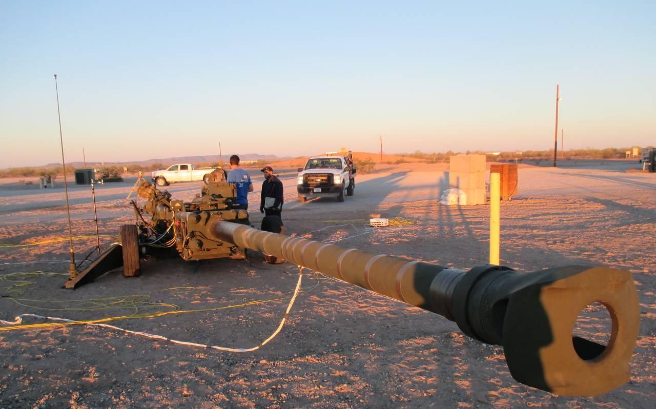 Берут на пушку: зачем армия сша наращивает огневую мощь | статьи | известия