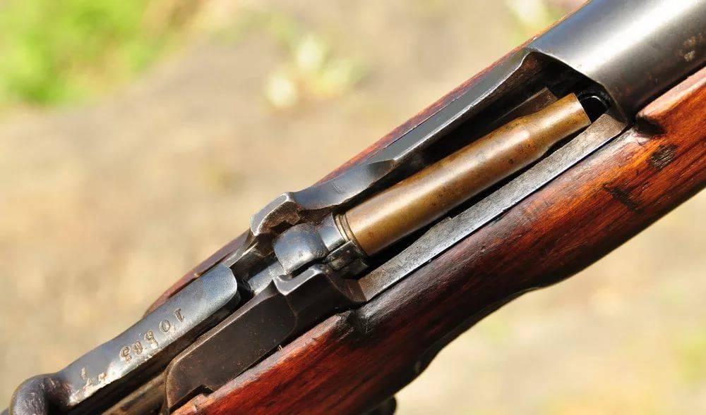 Охотничья винтовка бердана
