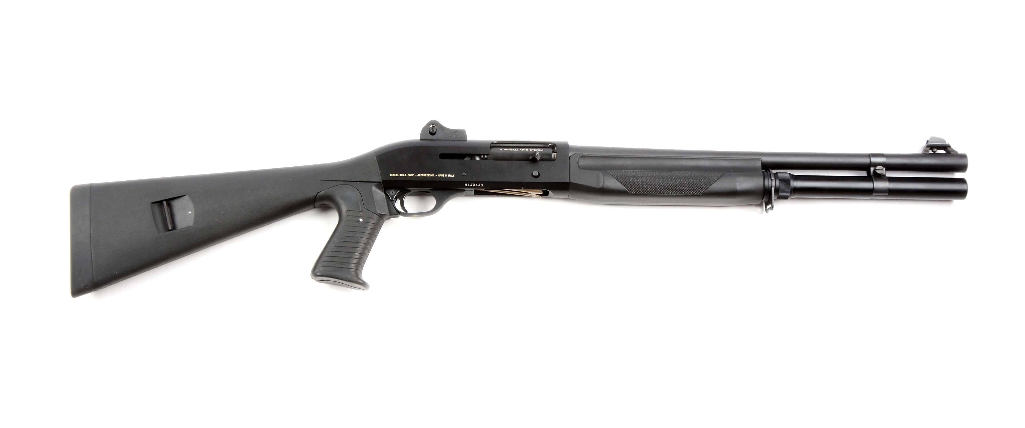 Гладкоствольное ружье Benelli M1 Super 90