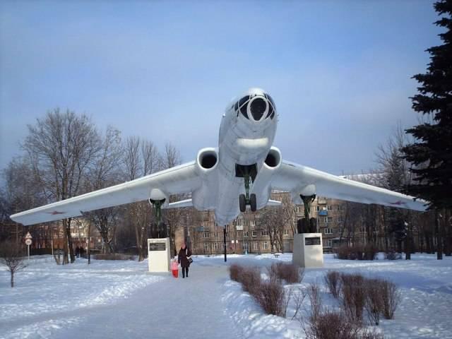 Ту-16 - tupolev tu-16