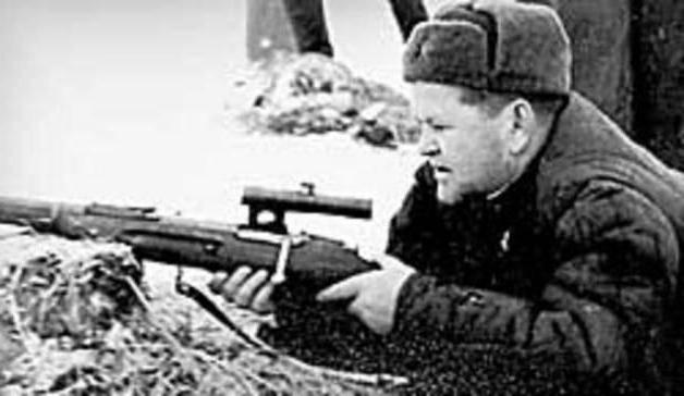 Русский снайпер василий зайцев— еленинка