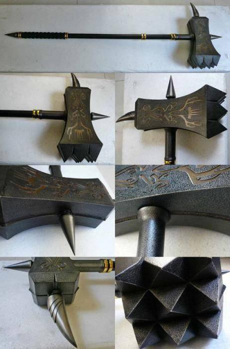 Боевой молот главнокомандующего - предмет - world of warcraft