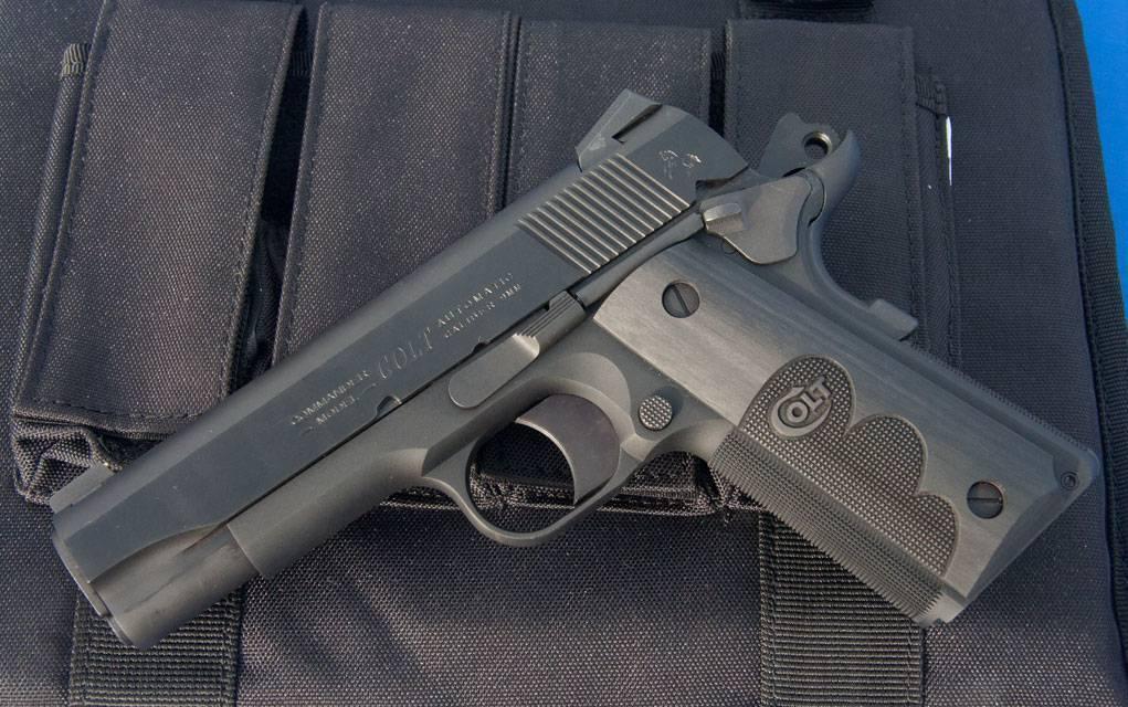 Colt xse lightweight commander model пистолет — характеристики, фото, ттх