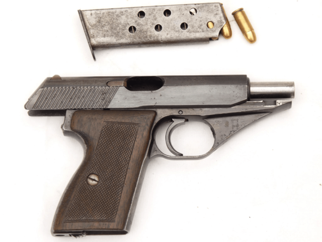 Пистолет MAB Modele D