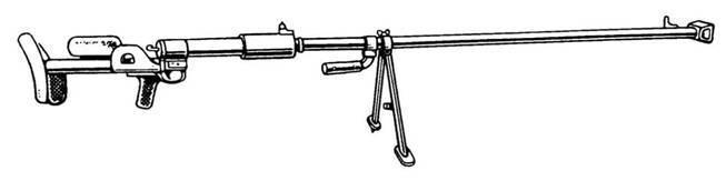 Противотанковое ружьё