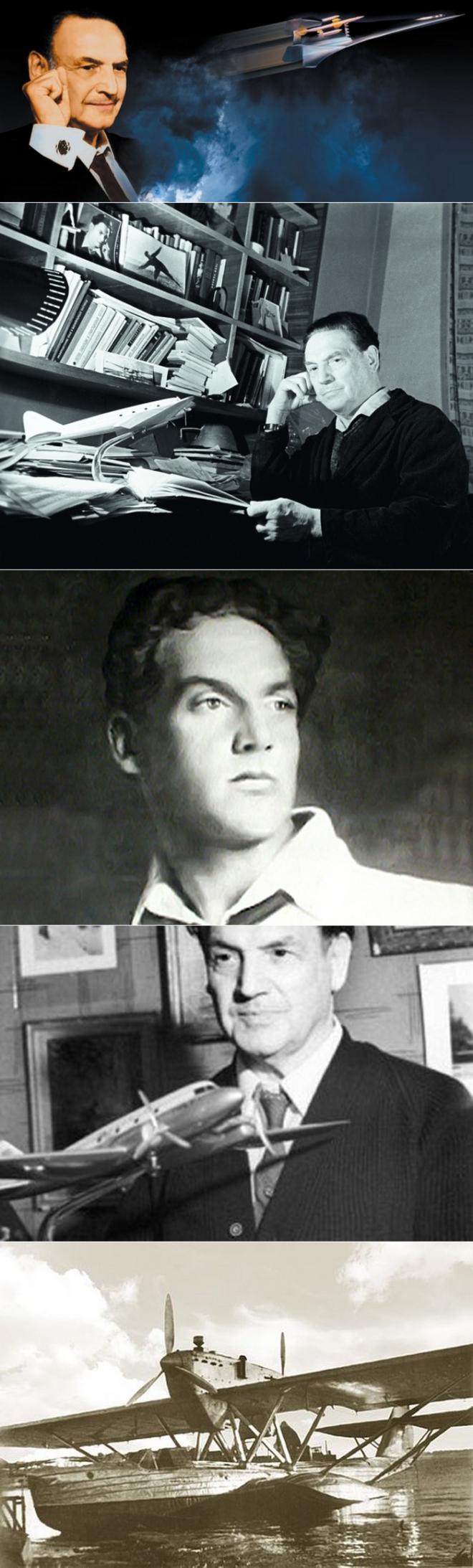 Удивительная биография роберто бартини –гения из «шараги» ипрототипа воланда
