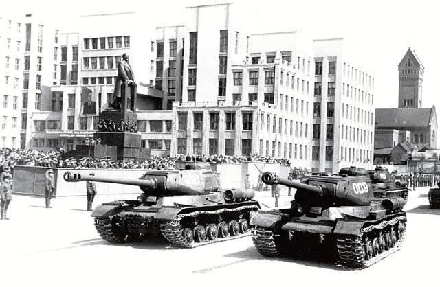 Танк ИС-6 – обзор советского эксперимента