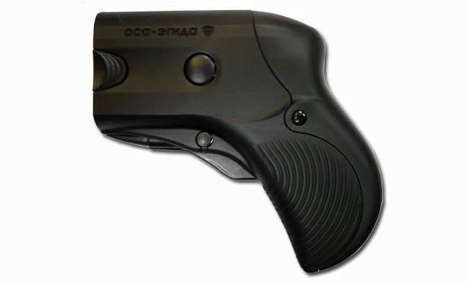Травматический пистолет Эгида ПБ-2