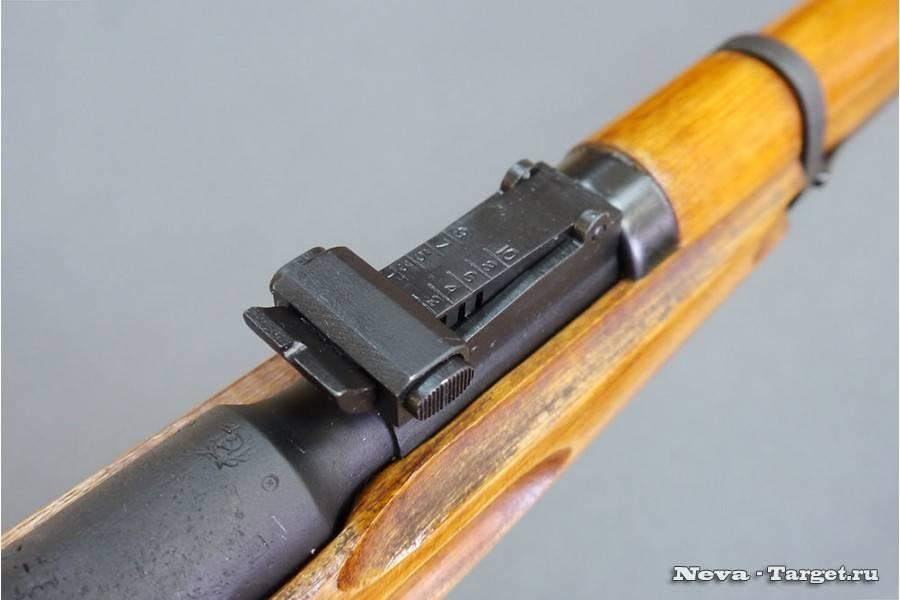Охолощенное оружие Карабин Мосина ВПО-923