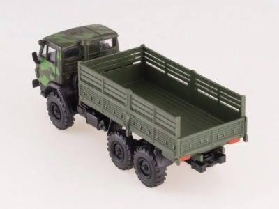 Военный автомобиль камаз 4350 мустанг