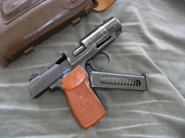 Бесшумный пистолет пб: полный обзор, характеристики и отзывы