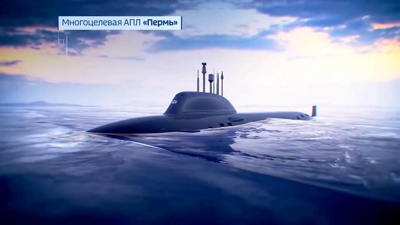 Топ-5 лучших субмарин мира