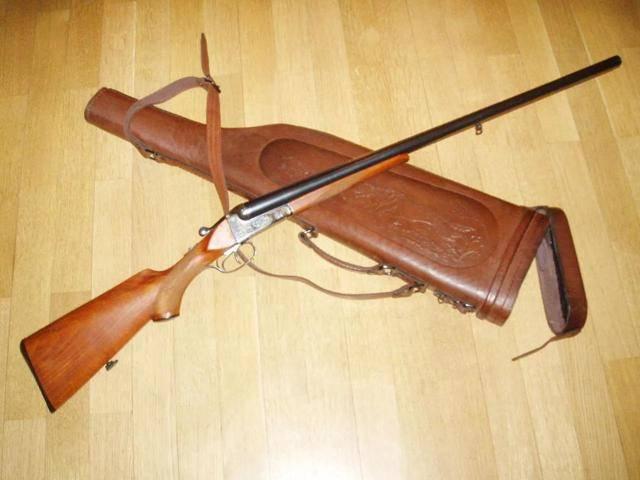ИЖ-54 – отличное ружье еще советского производства