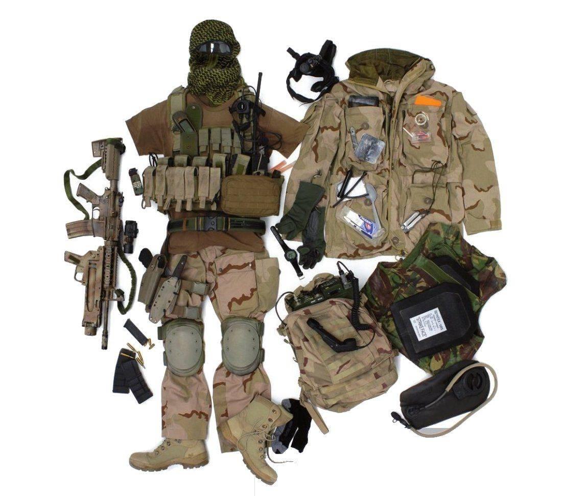 Стиль милитари в одежде – выбор решительных
