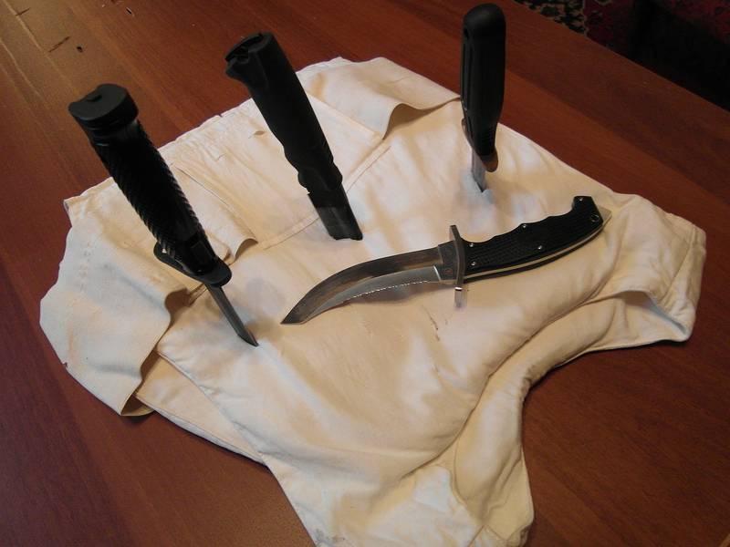 Бронежилеты скрытого ношения от ножа (обзор, фото)